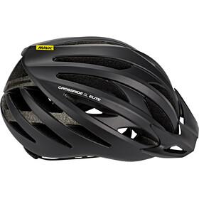 Mavic Crossride SL Elite Helmet Herre black/white